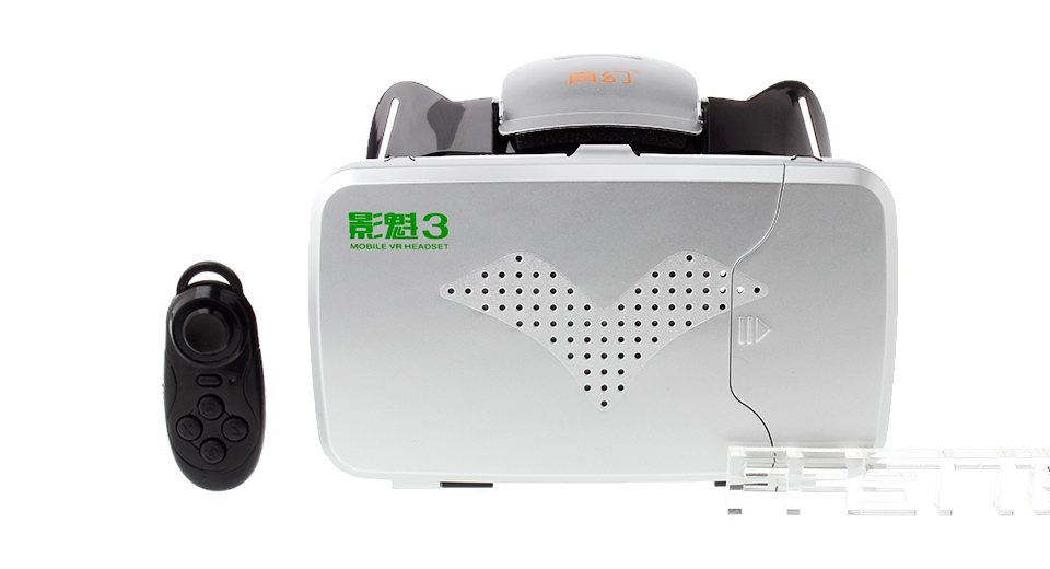 RITECH Riem III Virtual Reality 3D Glasses