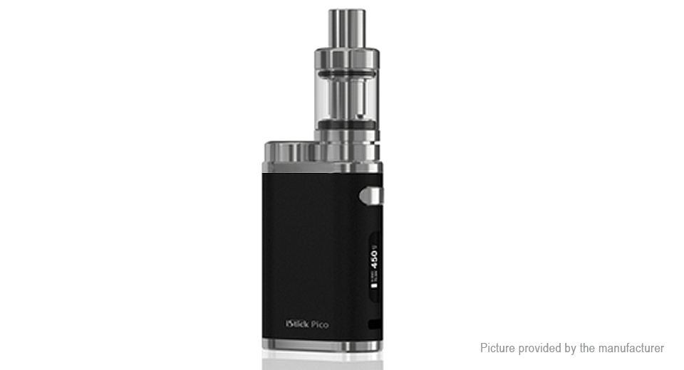 Authentic Eleaf iStick Pico 75W TC VW APV Box Mod Kit