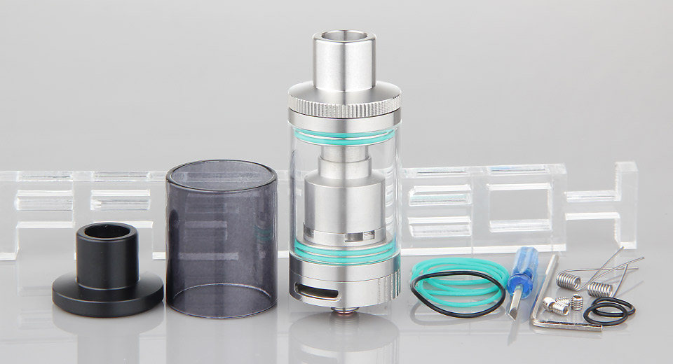 VCMT Styled RTA Rebuildable Tank Atomizer