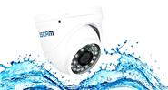 "Authentic Escam Peashooter QD520 1/4"" CMOS 720p IP Network Camera"