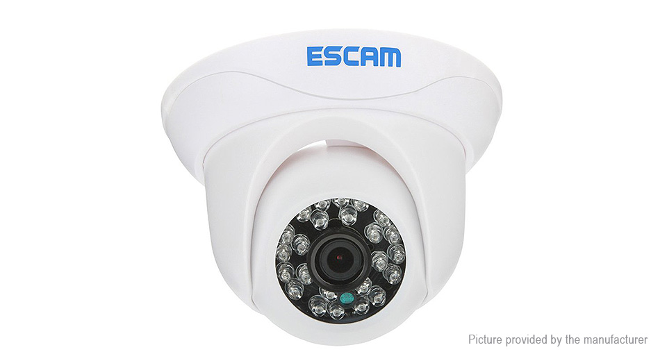 Product Image: authentic-escam-snail-qd500-1-4-cmos-720p-ip