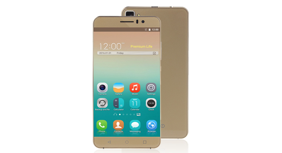 "Image of 7i 5"" Lollipop 3G Smartphone (4GB/EU)"