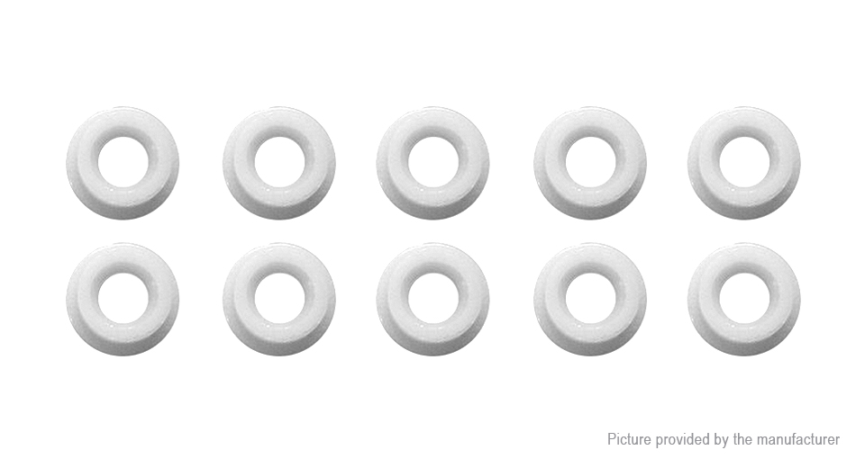 Insulation Gasket for Cree XP-E LED Emitter (10-Pack)