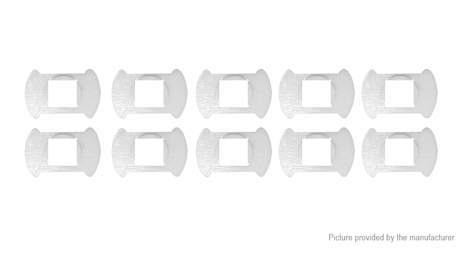 Insulation Gasket for Cree T6 LED Emitter (10-Pack)