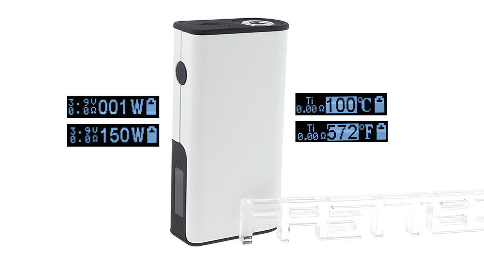 Product Image: authentic-praxis-vapors-decimus-150w-tc-vv-vw-apv