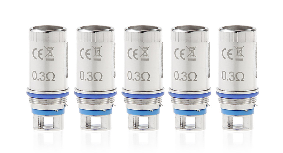 Image of Steamtribe Replacement Coil Head for Horizon Arctic Clearomizer (5-Pack)
