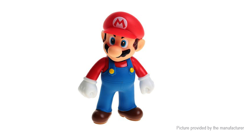 Super Mario Animation Character Figure Doll Toy