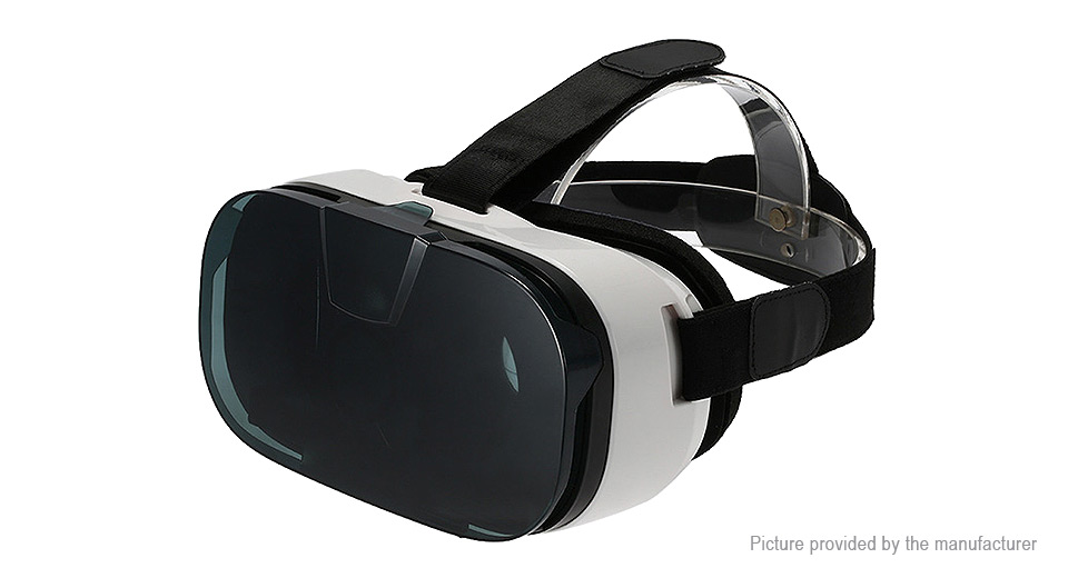 Virtual Reality VR Headset 3D Video Goggles