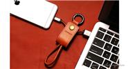 REMAX Keyring Styled 8-pin to USB 2.0 Data Sync / Charging Cable