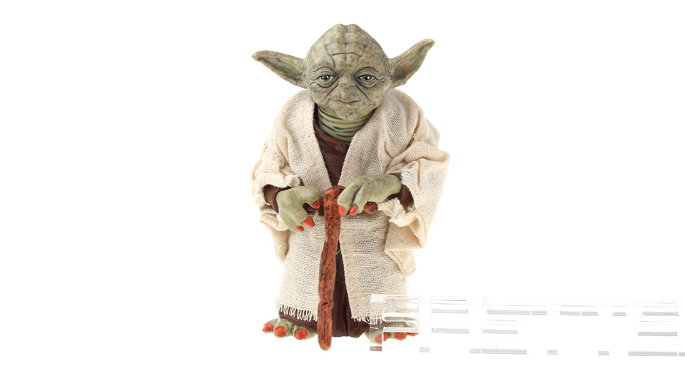 Star Wars Master Yoda Figure Model Toy