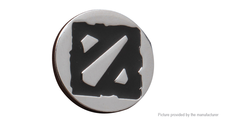 Herald Dota 2 Badge: $2.50 DOTA 2 Logo Badge Pin At FastTech