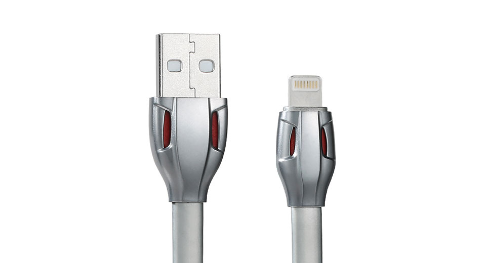 Product Image: remax-apple-8-pin-to-usb-2-0-data-sync-charging