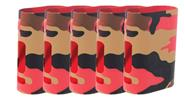 Buy Protective Silicone Sleeve Case Eleaf iStick Pico 75W Mod (5-Pack) 75W, Camouflage Red, 5-Pack