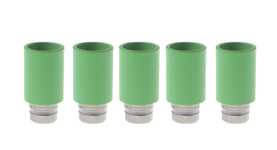 Stainless Steel 510 Drip Tip (5-Pack)