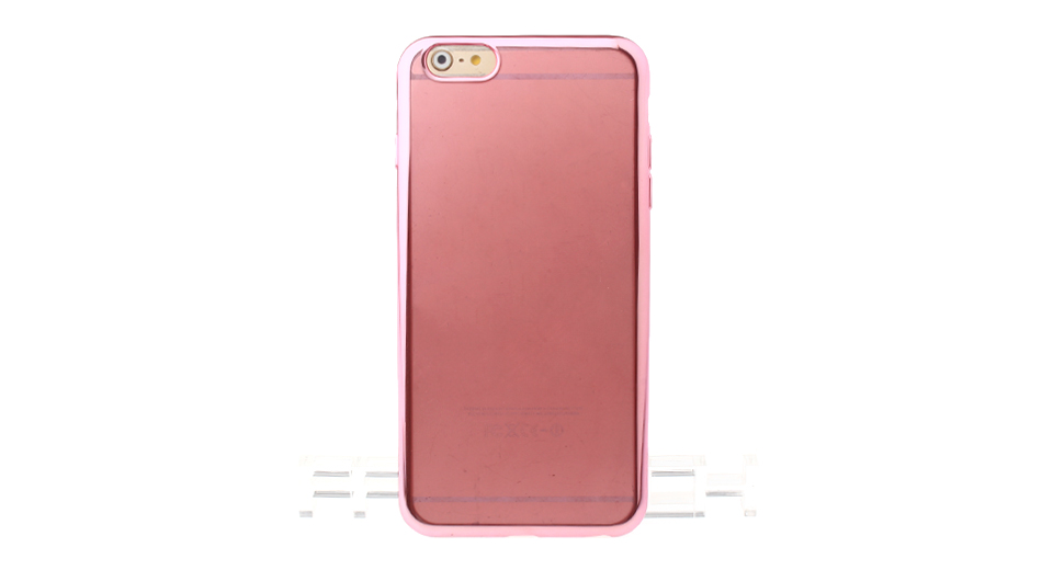 TPU Protective Back Case Cover for iPhone 6s Plus / iPhone 6 Plus