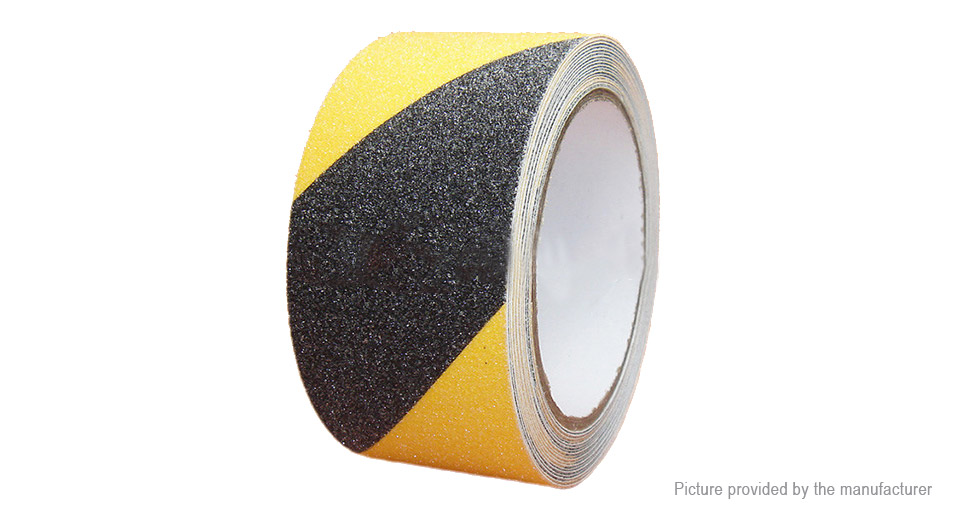 Anti-slide Safety Flooring High Grip Adhesive Tape (50mm*5m)
