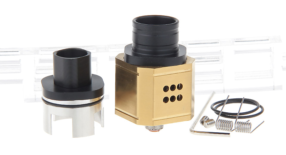 *SALE* Hellboy V2 Styled RDA Rebuildable Dripping Atomizer