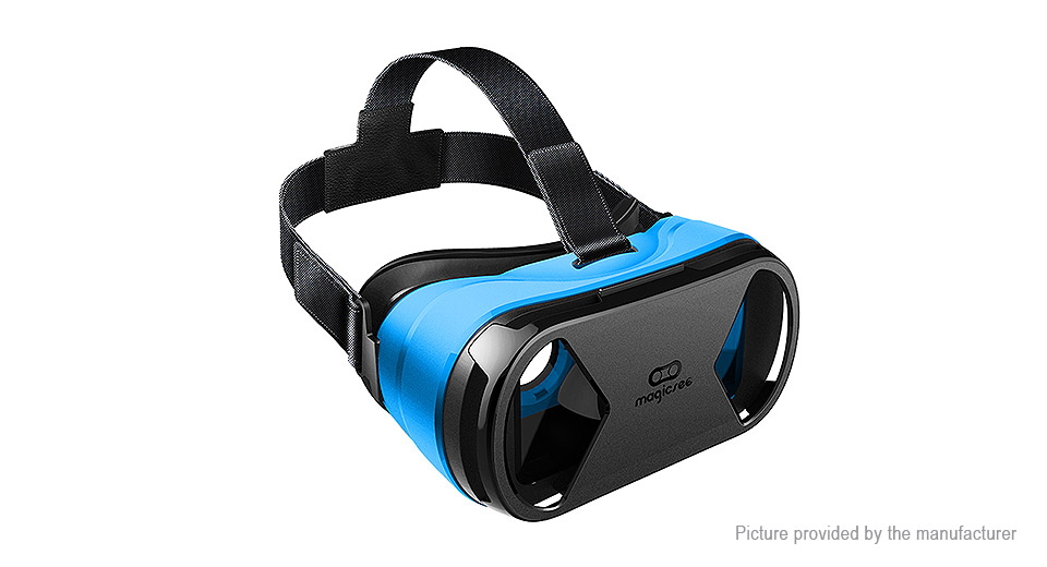 MAGICSEE G1 Virtual Reality VR 3D Video Goggles