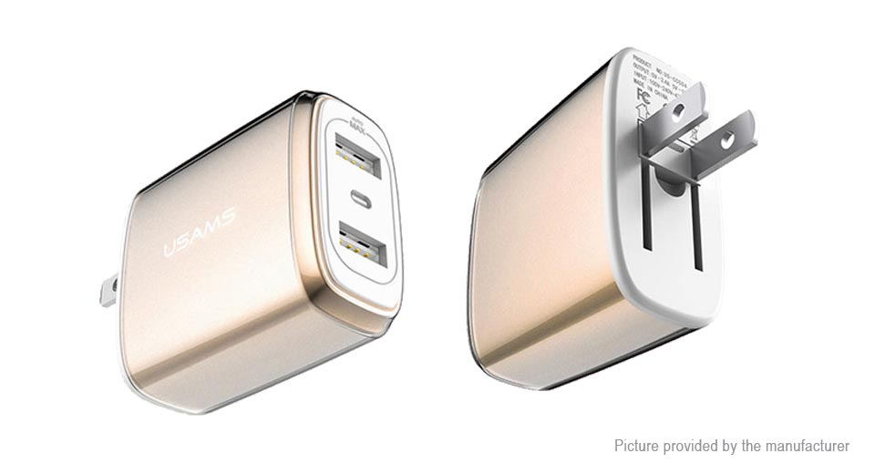 Product Image: usams-us-cc004-dual-usb-charger-power-adapter