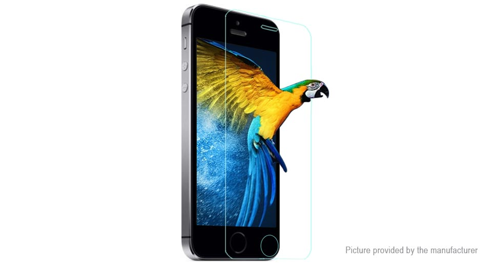 Tempered Glass Screen Protector for iPhone SE / iPhone 5s / iPhone 5
