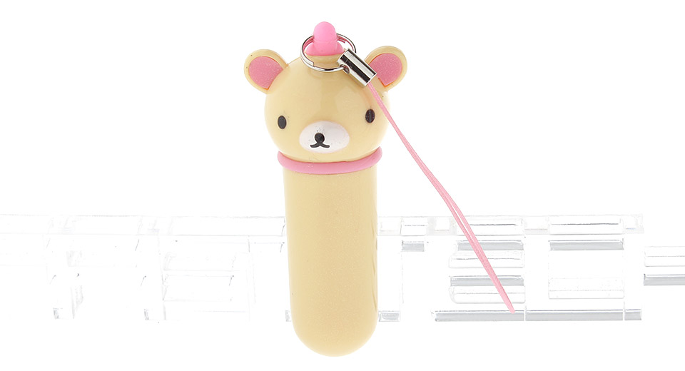 Bear Styled Adult Vibrator Female Sex Toy