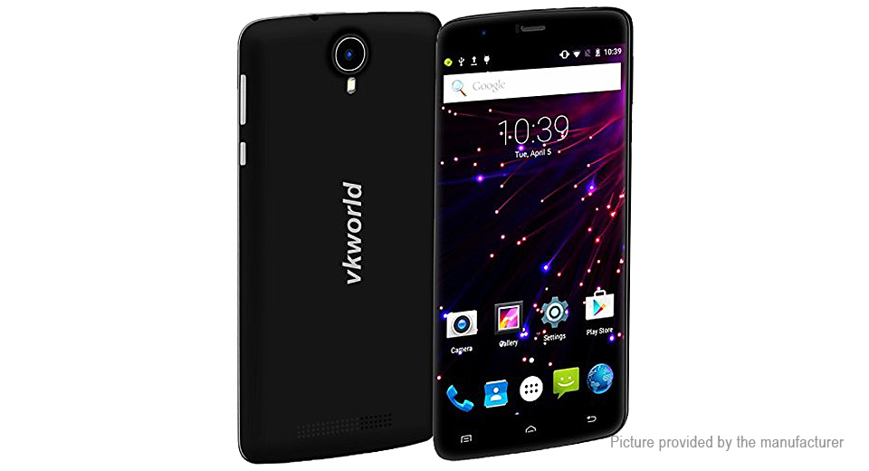 "Authentic VKWorld T6 6"" IPS Quad-Core Lollipop LTE Smartphone (16GB/EU)"