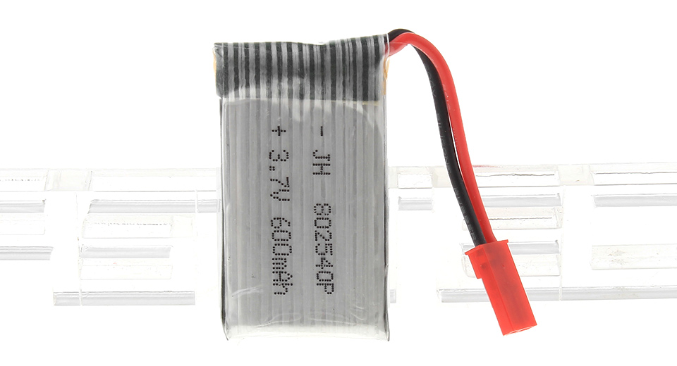 3.7V 600mAh Li-Polymer Battery for JXD 509 R/C Quadcopter