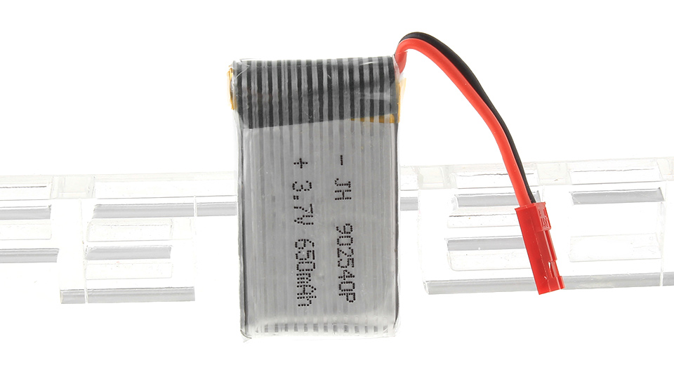 3.7V 650mAh Li-Polymer Battery for JXD 509 R/C Quadcopter