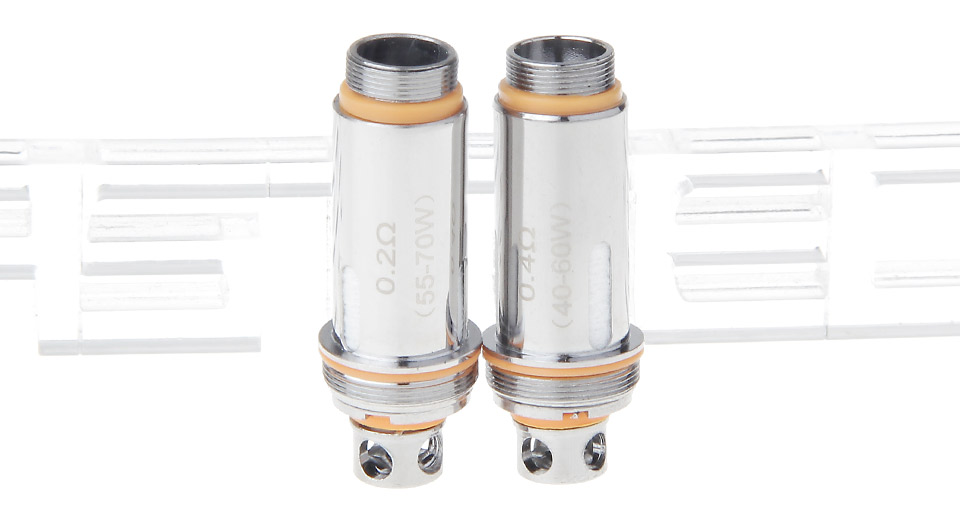 Image of Replacement Coil Head for Aspire Cleito Clearomizer (2 Pieces)