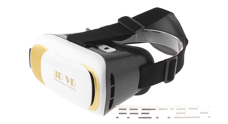 3D Virtual Reality VR Glasses