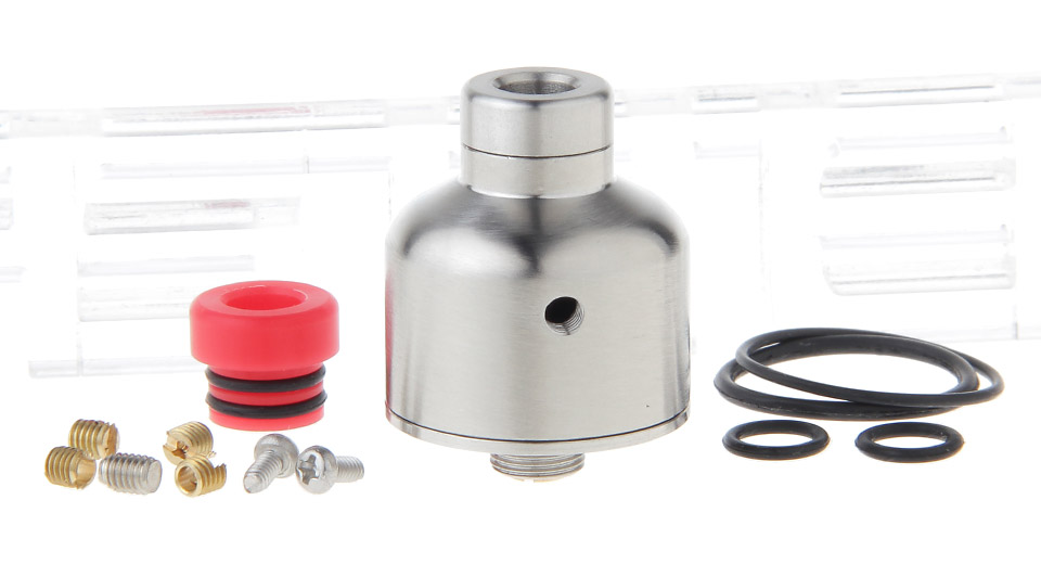 Nipple Styled RDA Rebuildable Dripping Atomizer