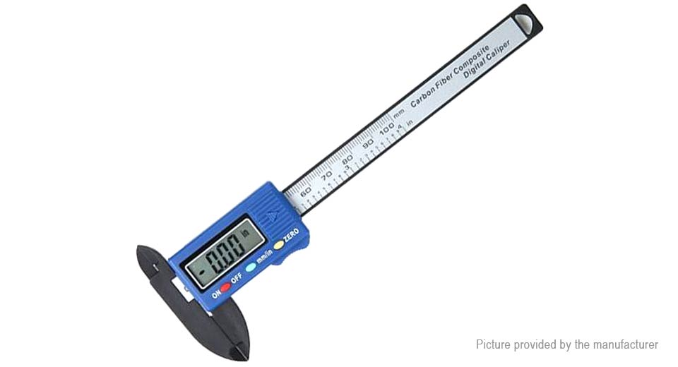 Image of 100mm High Precision Composites Digital Vernier Caliper