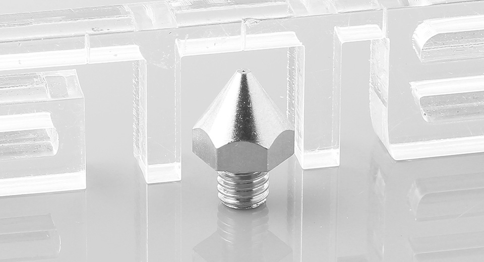 Image of 0.3mm*1.75mm Stainless Steel Extra Nozzle for 3D Printer