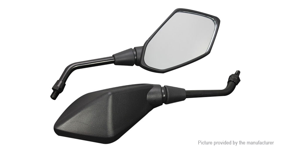 Universal Motorcycle Rear View Mirror (Pair)