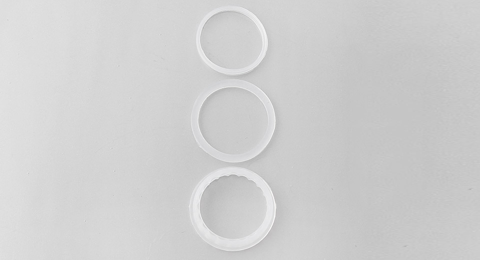 Authentic Vapesoon Seal Rings Set for KangerTech SUBTANK Mini Clearomizer (3 Pieces)