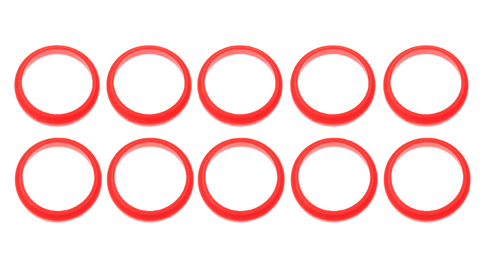Authentic Vapesoon Seal Rings Set for KangerTech SUBTANK Nano Clearomizer (10 Pieces)