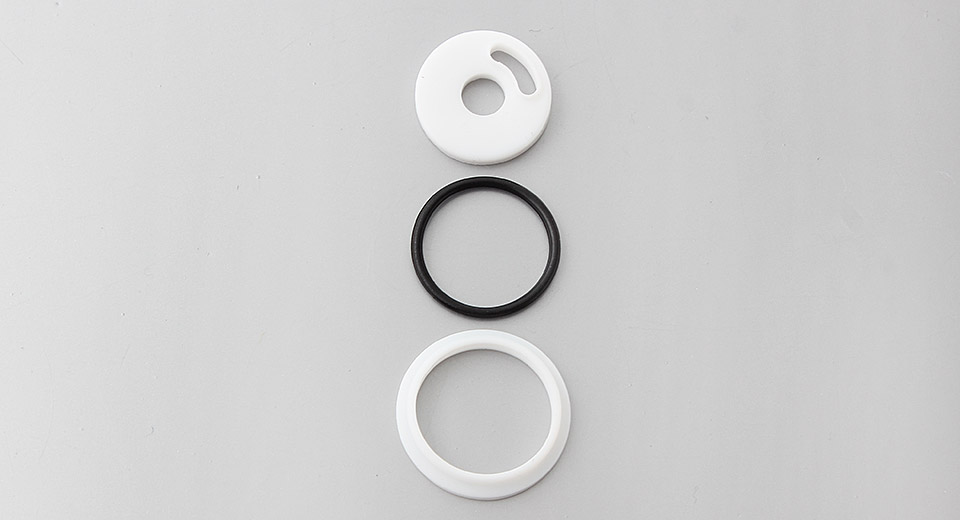 Authentic Vapesoon Seal Rings Set for Smoktech TFV4 Clearomizer (3 Pieces)