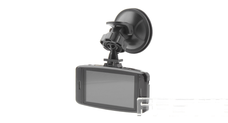 "3"" LCD 1080p Full HD Car DVR Camcorder"