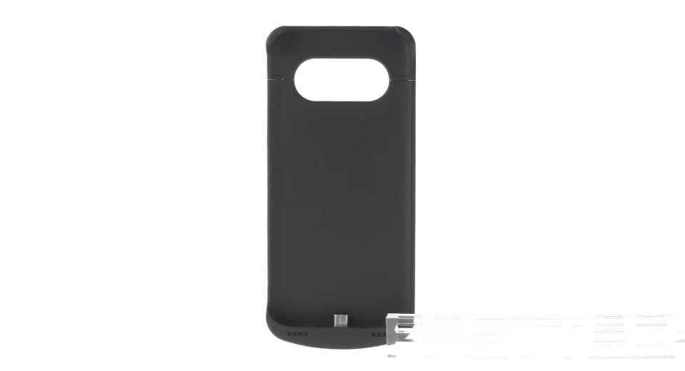 External Battery Back Case for Samsung Galaxy S7, 4200mAh S7, 4200mAh, Black