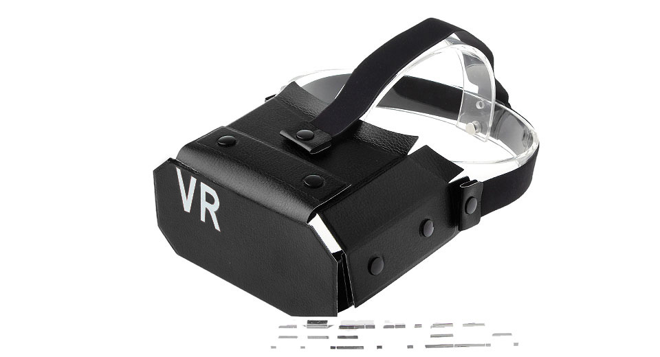 Foldable Virtual Reality VR Headset 3D Video Glasses