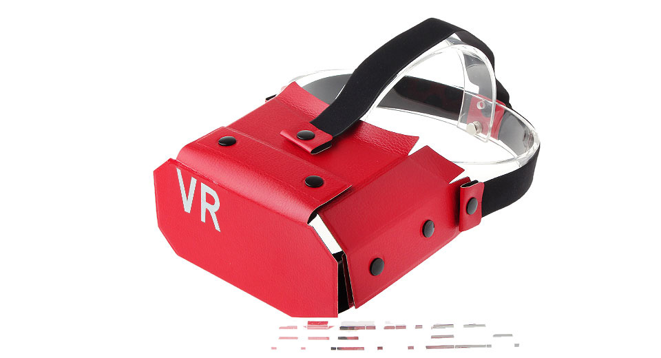 Foldable Virtual Reality VR Headset 3D Video Goggles