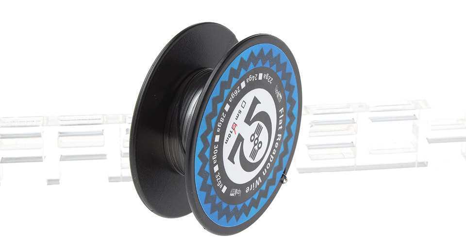 Image of Authentic VapeThink Kanthal A1 Flat Reapon Heating Wire for RBA Atomizers