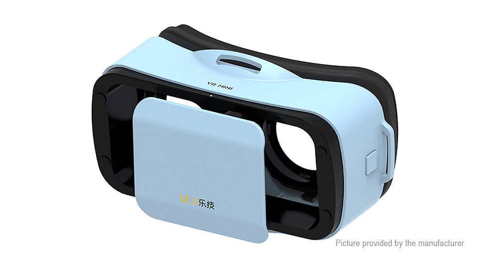 LEJI VR Mini Virtual Reality 3D Video Goggles