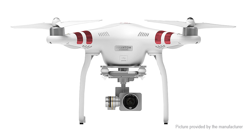 Image of Authentic DJI Phantom 3 Standard (2.7K Video Camera)