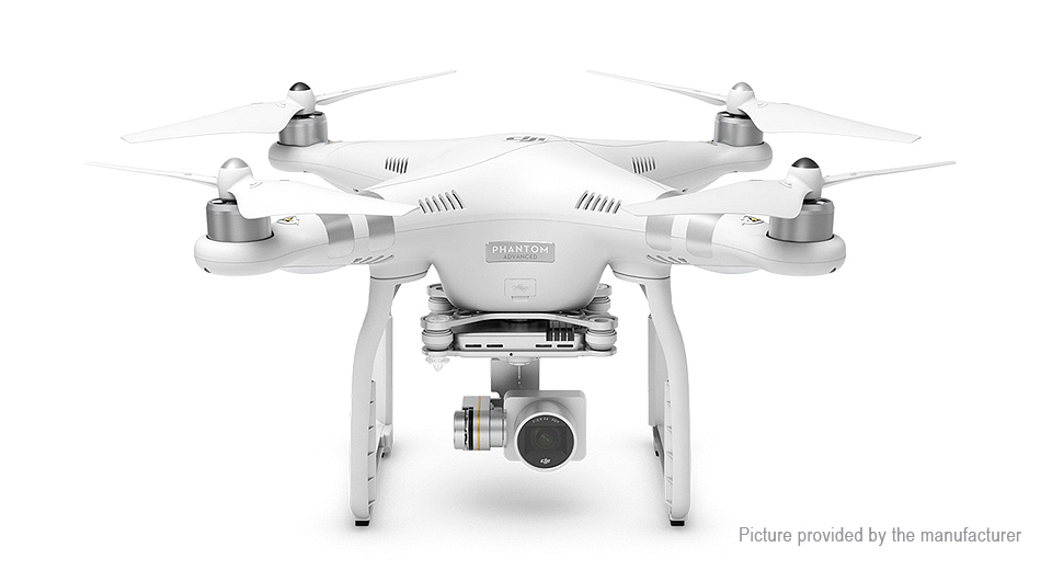 Image of Authentic DJI Phantom 3 Advanced (2.7K Video Camera)