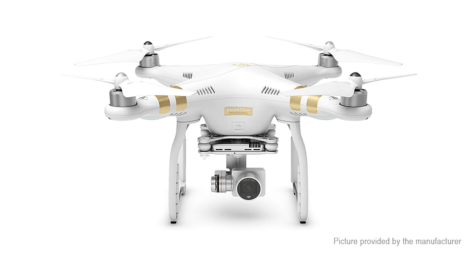 Image of Authentic DJI Phantom 3 Professional (4K Video Camera)