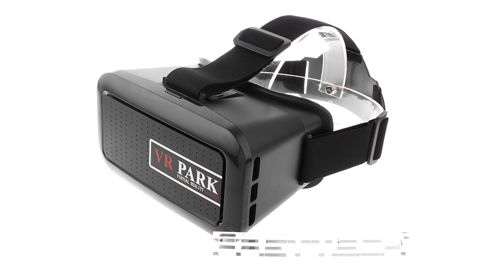 Authentic VR PARK V2 Virtual Reality 3D Video Glasses Headset