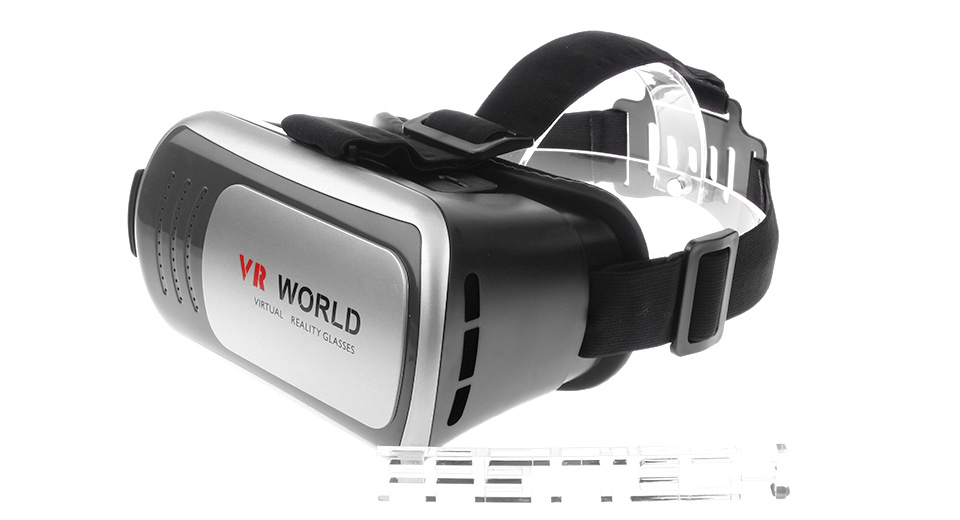 Authentic VR WORLD 3D Virtual Reality Goggles