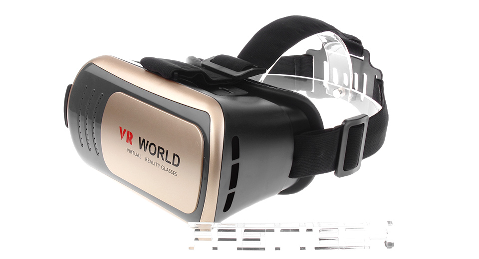 Authentic VR WORLD 3D Virtual Reality Glasses