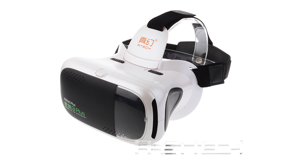 RITECH Riem 3 Plus Virtual Reality 3D Goggles